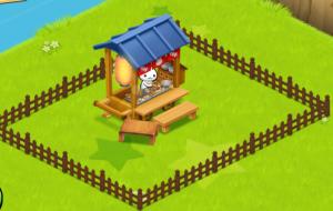 ほしの島のにゃんこ柵に入ったお店