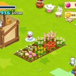 ほしの島のにゃんこでお花畑が開園!