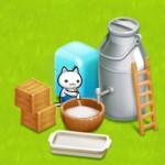 ほしの島のにゃんこ 牛乳工場(ぎゅうにゅうこうじょう)~乳製品をどんどん作ろう~
